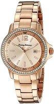 Tommy Bahama Women's 10018327 Island Breeze Analog Display Japanese Quartz Rose Gold Watch