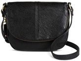 Merona Women's Tunnel Flap Crossbody Handbag