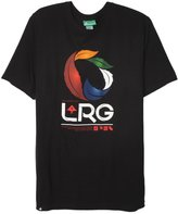 Lrg Mens Leaf Cycle Short-Sleeve Shirt