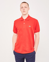 Lacoste L.12.12 Polo Shirt Red