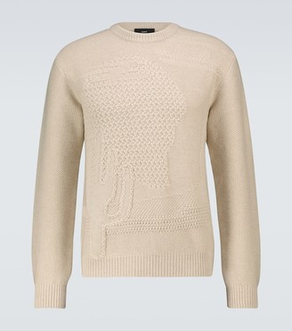 Alanui The Quiet Of The Canyon sweater