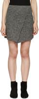 Etoile Isabel Marant Grey Estelle Perfect Winter Skirt