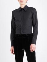 Bally Classic wool-crepe shirt
