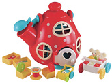 Early Learning Centre HappyLand Kettle Cottage Playset