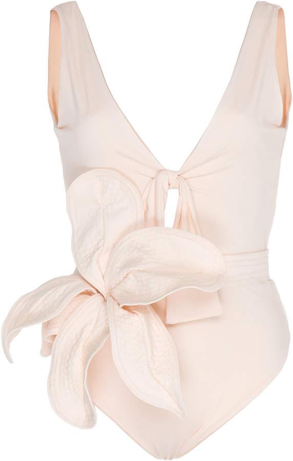 db327a647e7e4b White One Piece Swimsuits - ShopStyle