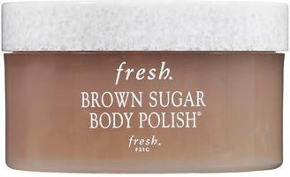 Fresh Brown Sugar Body Polish Exfoliator