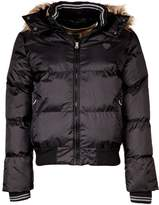 Schott Nyc Winter Jacket Black