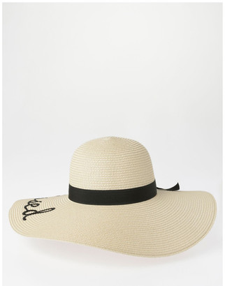 Piper Sun Kissed Floppy Hat