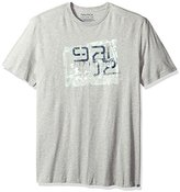 Nautica Men's Big and Tall 92 Map Graphic T-Shirt