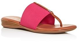 Andre Assous Women's Nice Thong Sandals