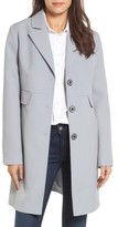 Kenneth Cole New York Women's Single Breasted Trench Coat