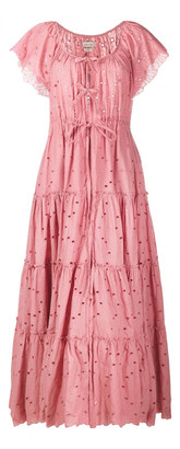 Innika Choo Pink Cotton Dresses
