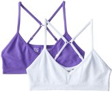 Fruit of the Loom Big Girls' Seamless Bralette