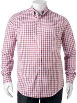 Croft & Barrow Big & Tall True Comfort Classic-Fit Stretch Button-Down Shirt