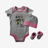 Nike Converse Doodle Three-Piece Infant Girls' Set