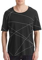 Tiger of Sweden Kernel Geometric T-Shirt