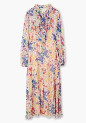 Lily & Lionel 70s Dress Forget Me Not - XS