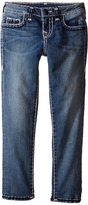True Religion Casey Color Combo Super T Jeans in Diamond Wash (Toddler/Little Kids)
