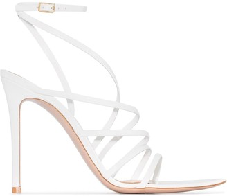 Gianvito Rossi 105mm Multi Strap Sandals