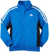 adidas Impact Tricot Jacket (Toddler/Kid) - Bright Red-7