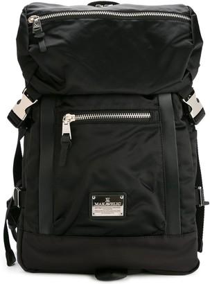 Makavelic Zip Detail Backpack