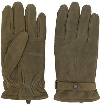 Barbour Stitch Detail Gloves