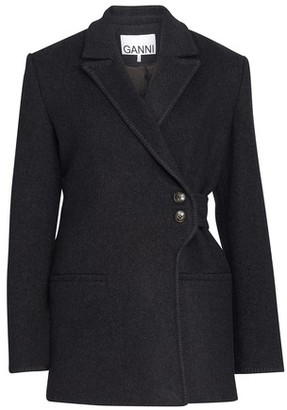 Ganni Wool jacket