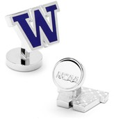 Cufflinks Inc. Washington Huskies Cuff Links