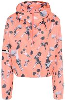 adidas by Stella McCartney Stella McCartney cheerleader print windbreaker