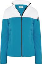 Fendi Two-tone Ski Jacket - Sky blue