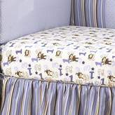 CoCalo CocaloTM Fitted Sheet in Monkey Mania