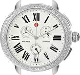 Michele Women's MW21A01A1966 Serein Analog Display Swiss Quartz Silver Watch Head