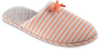 Isotoner Women's Nani Stripe Clog