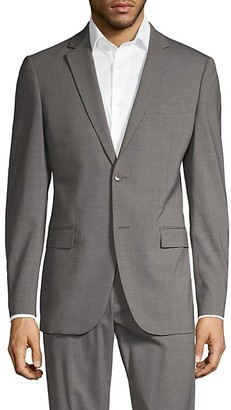 Theory Wool-Blend Suit Jacket
