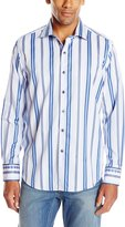 Robert Graham Men's Berkshire Long Sleeve Button-Down Shirt