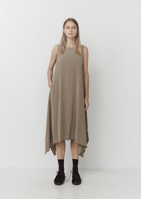 Y's Crepe De Chine Dress