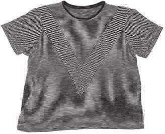 Louis Vuitton Anthracite Silk Tops
