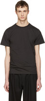 Vetements Black Hanes Edition Quick Made T-shirt