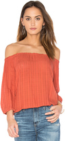 Monrow Off Shoulder Top