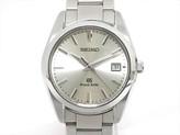 Seiko SBX063 Stainless Steel Silver Dial Quartz 36mm Mens Watch