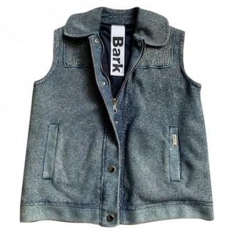 Bark Blue Jacket for Women