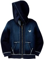 True Religion FT Core Hook Up Hoodie (Little Boys)