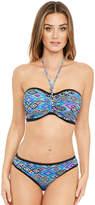 Freya Swim Folklore Underwired Bandeau Bikini Top