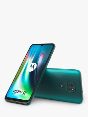 Motorola G9 Play Smartphone, Android, 4GB RAM, 6.52, 4G LTE, SIM Free, 64GB
