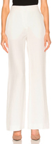 Brock Collection Pamela Pant in White.