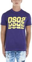Dsquared2 triple Dsq2 T-shirt