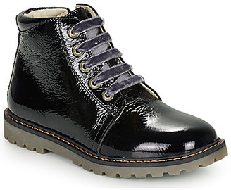 Catimini CAREA girls's Mid Boots in Black