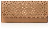 MICHAEL Michael Kors Desi Flat Saffiano Leather Wallet