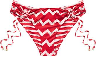 Stella McCartney Printed Mid-rise Bikini Briefs