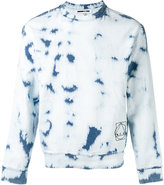 McQ by Alexander McQueen bleached jumper